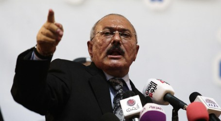 SALEH'S REQUEST FOR SAFE EXIT REJECTED: SOURCE