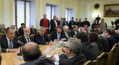 SYRIA TALKS IN MOSCOW END WITH NO PROGRESS