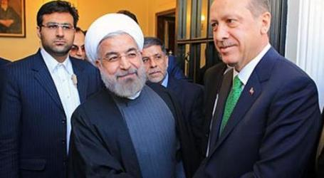 ROUHANI: IRAN AND TURKEY AGREE NEED TO STOP YEMEN WAR