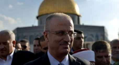 Palestinian Gov't Takes over in Gaza