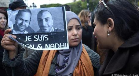 ISIS REPORTED KILLS TWO TUNISIAN REPORTERS KIDNAPPED LAST YEAR IN LIBYA
