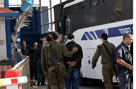 IOF NABS 11 PALESTINIANS WITH ADVENT OF PASSOVER