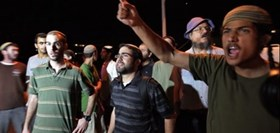 SETTLERS SEIZE THREE PALESTINIAN APARTMENTS