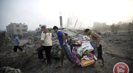 ICC SAYS PALESTINIANS TOO COULD FACE WAR CRIMES PROBES