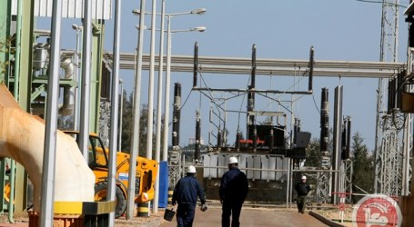 GAZA POWER STATION TO SHUT DOWN DUE TO FUEL SHORTAGE