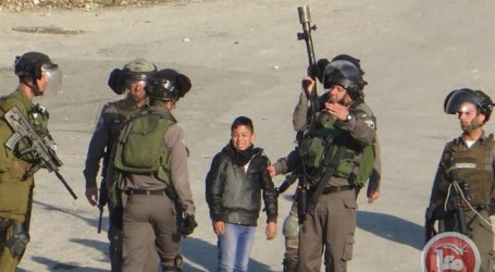 LAWYER: PALESTINIAN CHILDREN FACING TORTURE IN ISRAELI JAILS