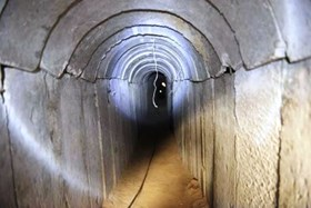 ISRAELI ARMY PROBING NEW CLAIMS OF GAZA BORDER TUNNEL