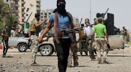 CHRISTIAN BEHEADS IS FIGHTER IN SYRIA'S HASAKEH