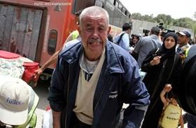 171 STRANDED PALESTINIANS RETURN TO GAZA