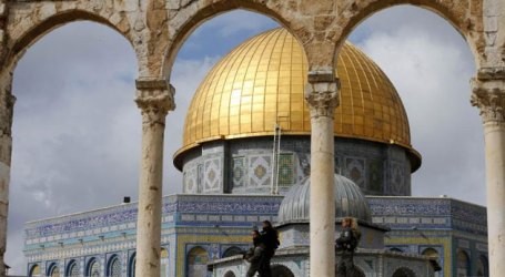 HAMAS CALLS FOR NEW STRATEGY TO PROTECT AQSA MOSQUE