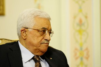Abbas Makes Clear His Position on any New Israeli Government