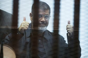 EGYPT'S MORSI 'EXPELLED' FROM ACADEMIC JOB