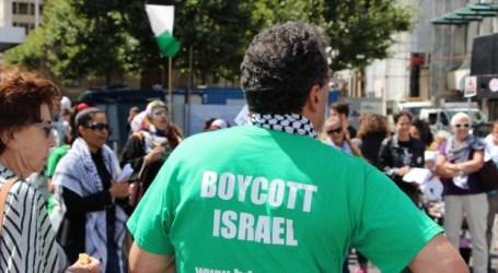 US AMBASSADOR SAYS AMERICA TO OPPOSE BOYCOTT OF ISRAEL