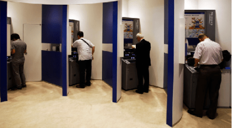 CHINA DEVELOPS FIRST FACIAL RECOGNITION ATM