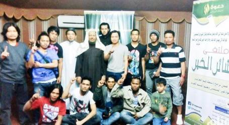 FILIPINO EXPATS FIND ISLAM IN RAMADAN