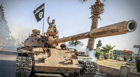 ISIL 'CONTROLS HALF' OF SYRIA'S LAND AREA