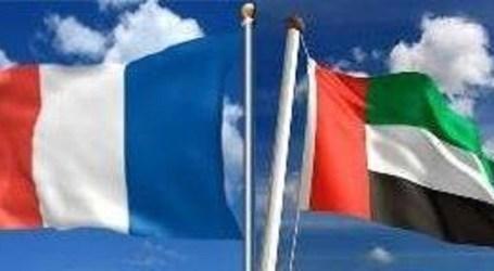 UAE, FRANCE DISCUSS ECONOMIC COOPERATION