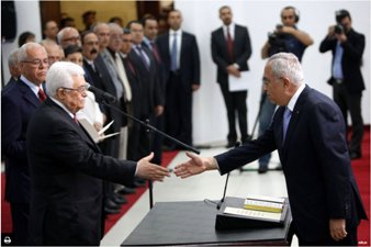PALESTINIAN AUTHORITY ACCUSES FAYYAD'S DEVELOPMENT INSTITUTE OF MONEY LAUNDERING