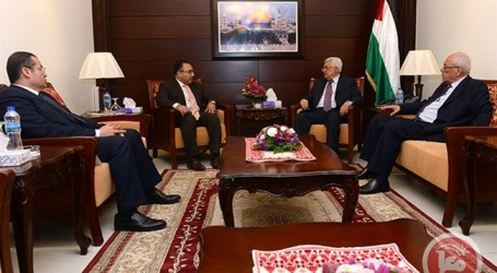 PRESIDENT ABBAS DENOUNCES SINAI ATTACKS