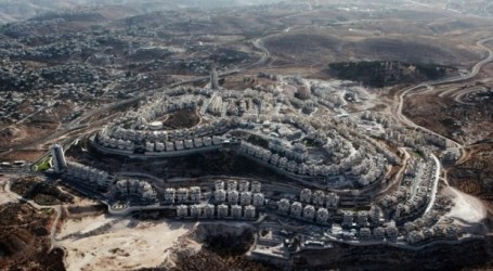 ISRAEL ADVANCES 1,065 SETTLEMENT HOUSING UNITS