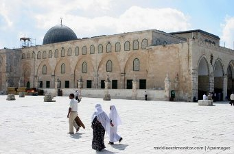 QATAR CALLS ON ISRAEL TO STOP 'ILLEGAL ACTS' AGAINST AL-AQSA MOSQUE