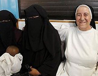 HIJABI MUSLIM, NUN BANNED FROM EXAM OVER VEIL