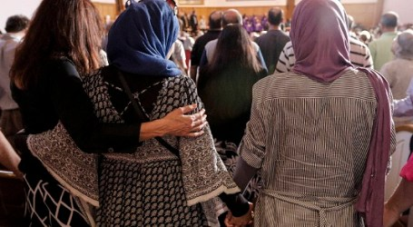 MUSLIMS RAISE FUNDS FOR CHATTANOOGA VICTIMS