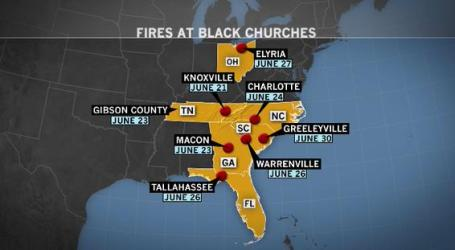 MUSLIM GROUPS FUNDRAISE TO RESTORE BLACK CHURCHES