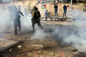 TWO CHILDREN AMONG FOUR INJURED DURING KAFAR QADUM MARCH