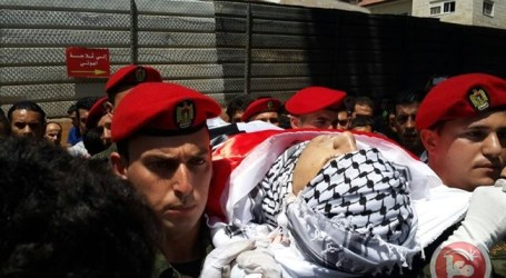 THOUSANDS MOURN AS WEST BANK DEATHS MOUNT