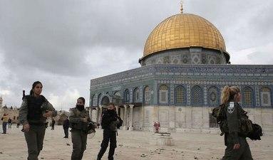 1,130 ISRAELIS STORMED AL-AQSA IN JULY