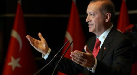 ERDOGAN: TURKEY IS THE HOPE OF ALL MUSLIMS AROUND THE WORLD