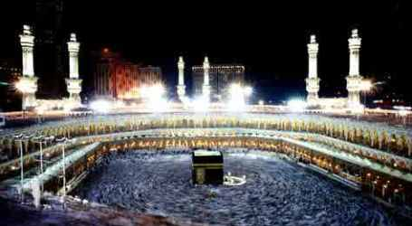 MAKKAH RECEIVED 26 M PILGRIMS IN RAMADAN