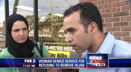 MICHIGAN MUSLIM SHUNNED FOR WEARING HIJAB