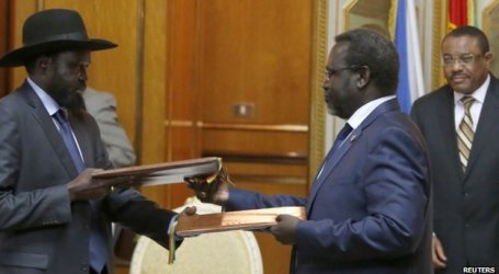 CAUTIOUS UN WELCOME FOR SOUTH SUDAN PEACE DEAL