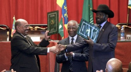 EGYPT WELCOMES SOUTH SUDAN PEACE DEAL