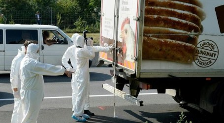 MORE THAN 70 BODIES IN AUSTRIA TRUCK TRAGEDY