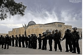 FOREIGN MINISTRY CONDEMNS CALLS TO BAN PROTESTING PALESTINIANS' ENTRY TO AL-AQSA