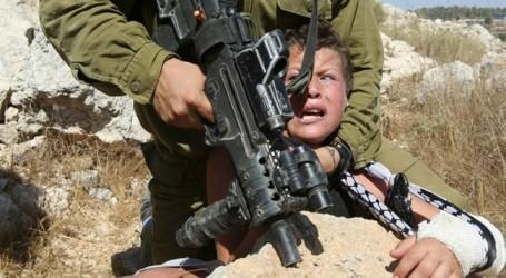 VIDEO OF ISRAELI SOLDIER ARRESTING BOY IS LATEST IN WAR OF PERCEPTION