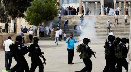 GAZANS, HAMAS SLAM LATEST ISRAELI ATTACK ON AL-AQSA