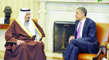 KING SALMAN  VISIT TO THE UNITED STATES