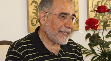 MUSLIMS MOURN DR. JAMAL AL-BARZINJI