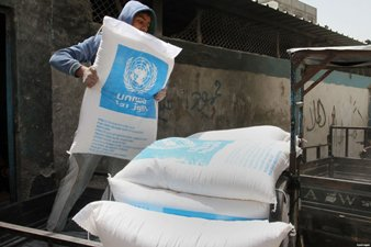 UNRWA SECURES FUNDING TO REBUILD 1,100 DESTROYED HOMES IN GAZA