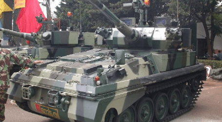INDONESIA RAISES MILITARY BUDGET