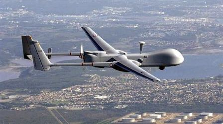 HAMAS CAPTURES ISRAELI DRONE IN NORTHERN GAZA STRIP
