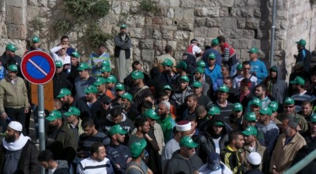 COMMITTEE CALLS FOR STEPPING UP VIGIL AT AL-AQSA SUNDAY
