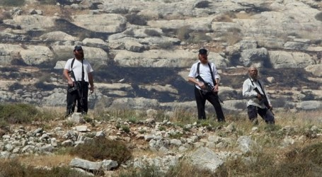 PALESTINIAN INJURED AS SETTLERS OPEN FIRE SOUTH OF BETHLEHEM