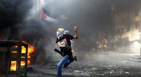 174 PALESTINIANS SHOT BY LIVE, RUBBER BULLETS IN AL QUDS