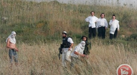 ISRAELI SETTLERS ASSAULT PALESTINIAN MINISTER OF COMMUNICATIONS