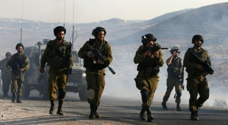 84 PALESTINIANS INJURED BY RUBBER BULLETS IN WEST BANK CLASHES